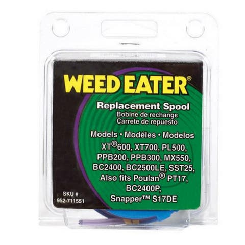 Weed Eater 952711551 Replacement Trimmer Spool Line