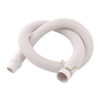 3.9Ft Length Washing Machine Drain Discharge Hose Extension Kit Pipe Connector
