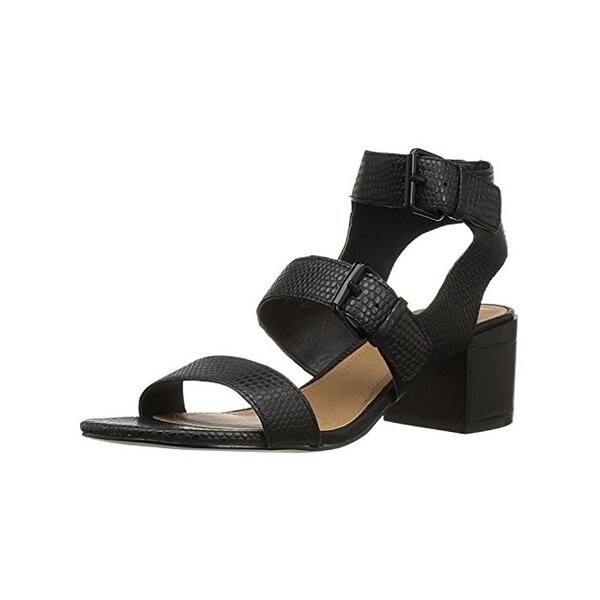 Tahari Womens Dalton Strappy Sandals Textured Open Toe