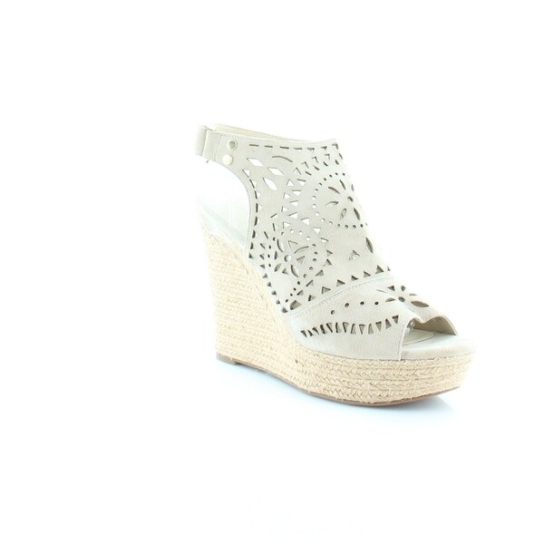 Marc Fisher Harlea Women's Sandals & Flip Flops Light Natural