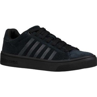 K-Swiss Women's Court Frasco SDE Sneaker Black/Black