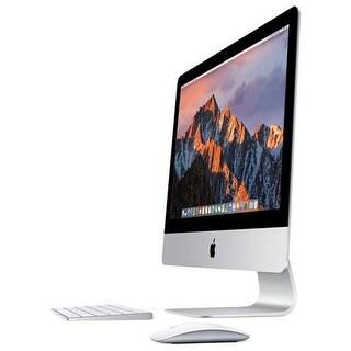 "Apple iMac (MMQA2E/A) 21.5"" Intel Core i5 Dual-Core 7th Gen 2.3GHz Computer (Spanish Keyboard)"