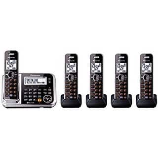 Panasonic KX-TGF383M DECT 6.0 3-handset Bluetooth Landline Telephone with Corded Base Unit (Refurbished)|https://ak1.ostkcdn.com/images/products/is/images/direct/07b1fba32ac7c28be21441b68714b5f9559236c8/Panasonic-KX-TGF383M-DECT-6.0-3-handset-Bluetooth-Landline-Telephone-with-Corded-Base-Unit-%28Refurbished%29.jpg?impolicy=medium