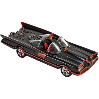 Hot Wheels 1:50 Batman Classic TV Series Batmobile - Multi