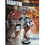Signed Brodeur Martin New Jersey Devils 11x14 Photo autographed