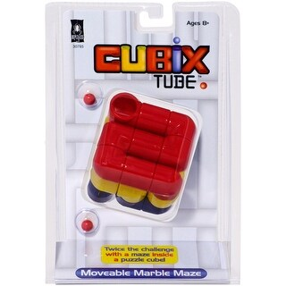 Cubix Tube Game-