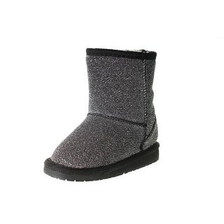 Dawgs Frost Casual Boots Glitter Microfiber
