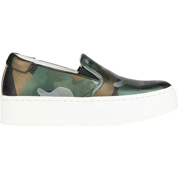 40e940ae91c8 Shop Kenneth Cole New York Women s Joanie Platform Sneaker Green Multi  Leather - On Sale - Free Shipping Today - Overstock - 19473660