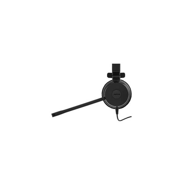 Shop Jabra Evolve 20 Ms Mono Headset 4993 823 109 Certified For Skype For Business Overstock 17929140