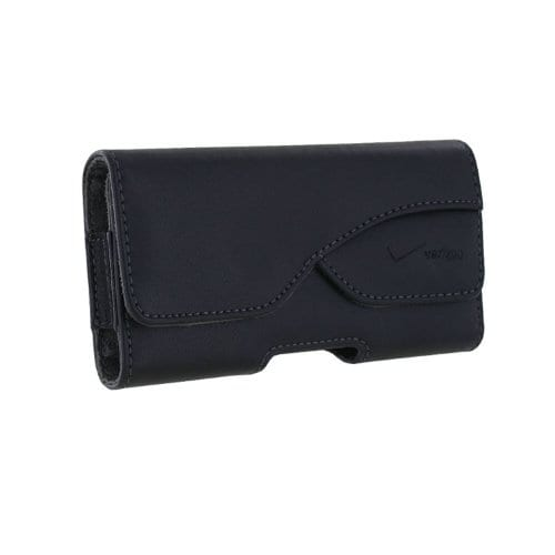 Verizon Leather Side Case for Motorola Droid X (MOTDRDXCAS1) (Bulk Packaging)