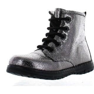 Primigi Girls Ariel Lace Up Combat Boots