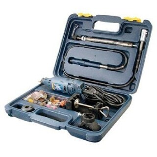 Gyros 40-10470 Rotary Tool Kit, 1.2 Amp