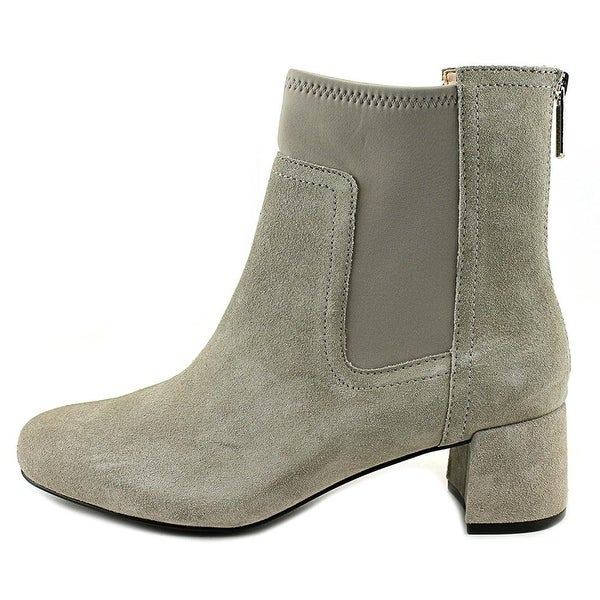 Taryn Rose Womens Louise Round Toe Mid-Calf Fashion Boots