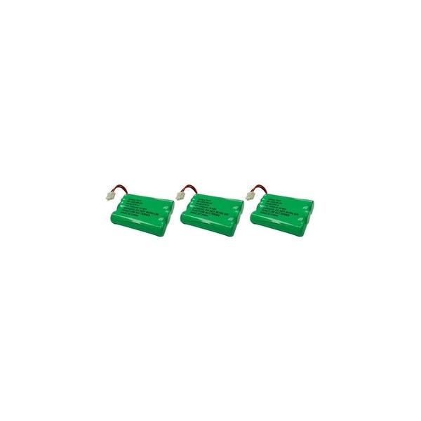 Replacement Battery For VTech i6763 Cordless Phones - 27910 (600mAh, 3.6V, NiMH) - 3 Pack