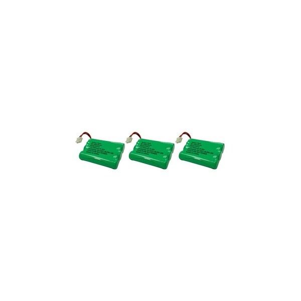 Replacement VTech i6777 / i6787 NiMH Cordless Phone Battery - 600mAh / 3.6V (3 Pack)