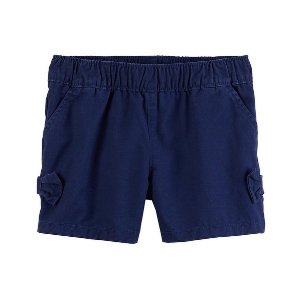 Green Carters Baby Girls Easy Pull-On Bow Shorts