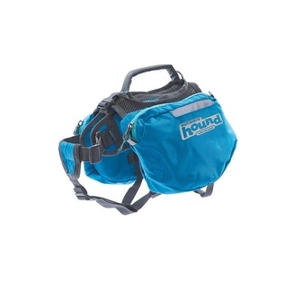 Outward Hound Backpack for Dogs Small Blue