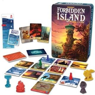 Forbidden Island Board Game - multi