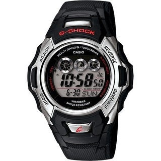 Casio GWM500A-1 Casio G-SHOCK GWM500A-1 Wrist Watch - Men - Sports Chronograph - Digital - Quartz - Atomic