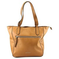 Vince Camuto Wilma Tote    Leather  Tote - Beige