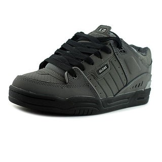 Globe Fusion Men  Round Toe Synthetic Gray Skate Shoe