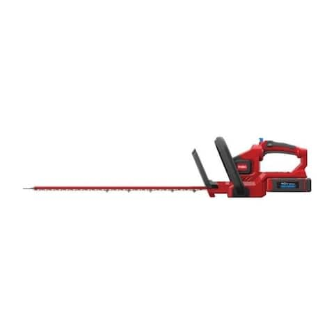 TORO 7507080 24 in. Lithium Ion Cordless Hedge Trimmer