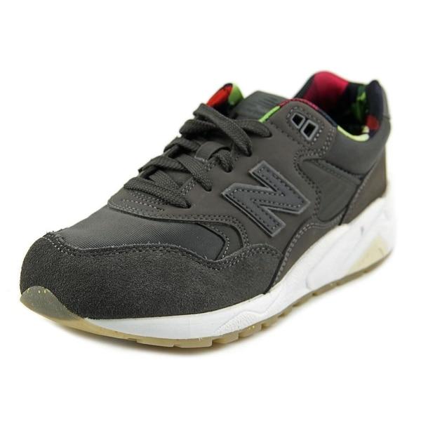 New Balance MRT580 Women Round Toe Synthetic Gray Running Shoe