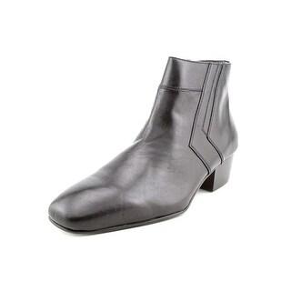 Giorgio Brutini Black Jack Men Square Toe Leather Boot