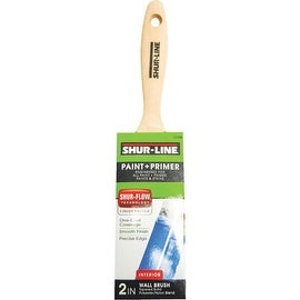 "Shur-Line 2"" Flat Paint Brush"