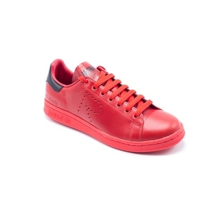 Adidas Raf Simons Unisex Stan Smith Red Sneaker