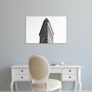 Easy Art Prints Keren Su's 'Snow Hill Island' Premium Canvas Art