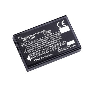 New Replacement Battery NP120 For FUJI Camera Models Lithium Ion 660mAh 3.6V