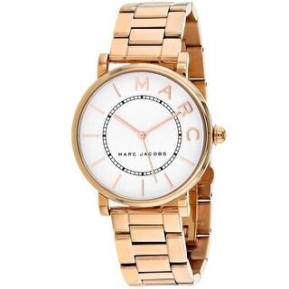 Marc Jacobs Women's Roxy White Dial Watch