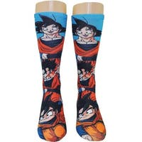 Dragon Ball Z 360 Photoreal Socks
