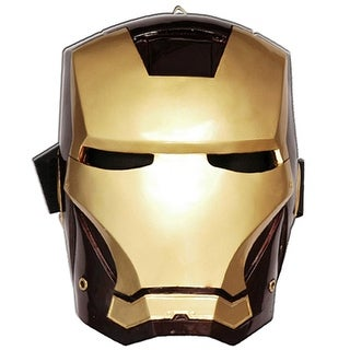 Iron Man Resin Mask Replica - GOLD