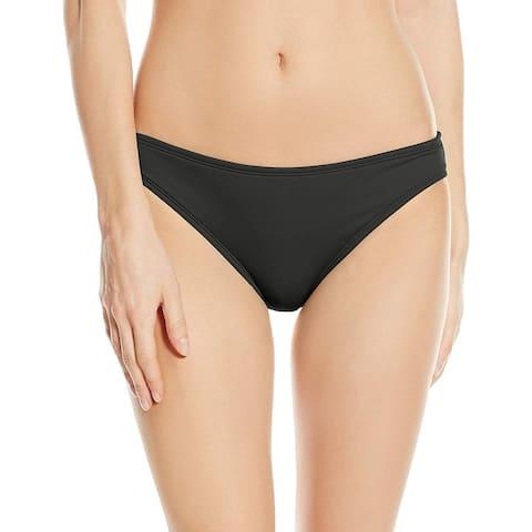 La Blanca Women's Island Goddess Solid Hipster Bikini Swimsuit Bottom, Black,... - 16