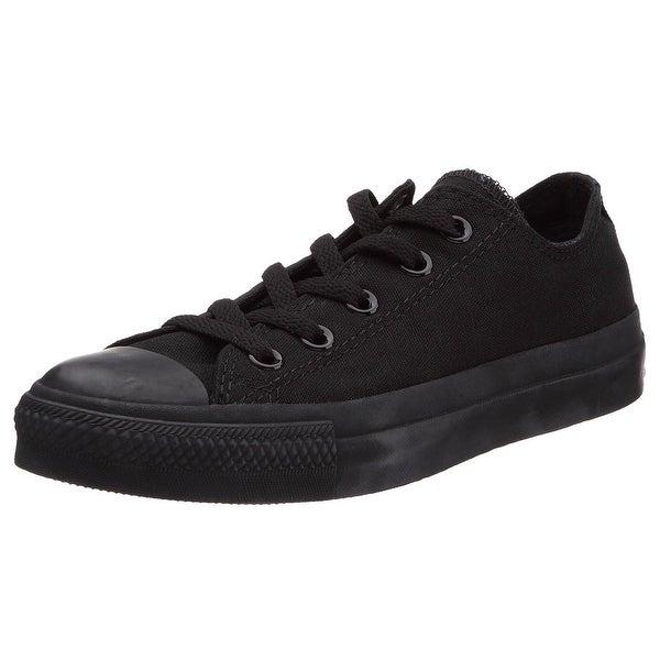 Converse Men's Chuck Taylor All Star Ox Sneaker 11.5 Black Monochrome - 13.5 b(m) us women / 11.5 d(m) us men
