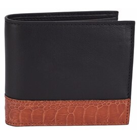New Gucci Men's 256418 Mistral Moon Ostrich Skin Leather Bifold Wallet W/Coin