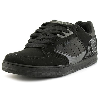 Etnies Metal Mulisha Cartel Men Round Toe Leather Skate Shoe