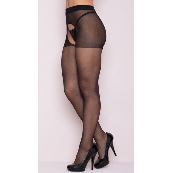 Sheer Pantyhose - One Size Fits Most