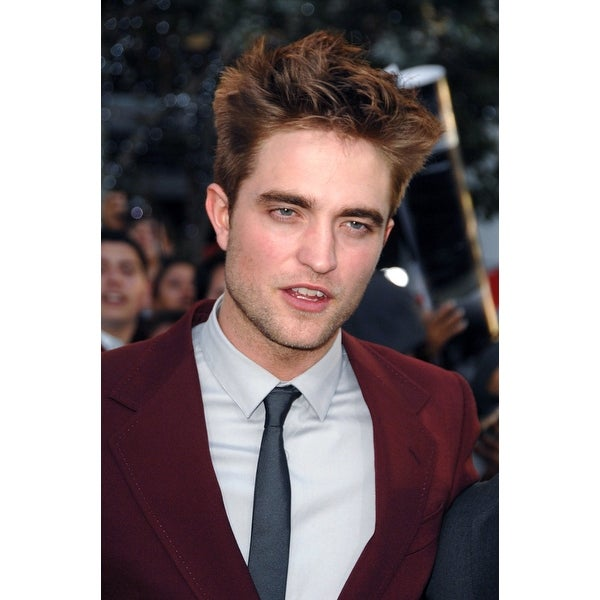 Shop Robert Pattinson At Arrivals For The Twilight Saga Eclipse Premiere  The Ziegfeld Theatre Los Angeles Ca June 24 2010 Photo By De - Free Shipping  On ... 7b165f6b91a3