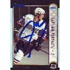 Paul Mara Plymouth Whalers 1999 Bowman CHL Autographed Card This item comes with a certificate of