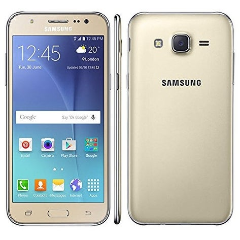 Samsung Galaxy J5 8GB SM-J500H/DS GSM Factory Unlocked International Gold