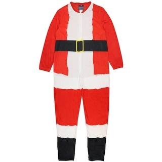 American Rag Men's Santa Claus Union Suit