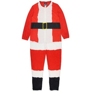 American Rag Men's Santa Claus Union Suit