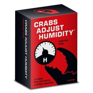 Crabs Adjust Humidity Card Game Volume One