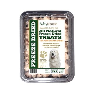 Healthy Breeds Great Pyrenees Chicken Freeze Dried Treats