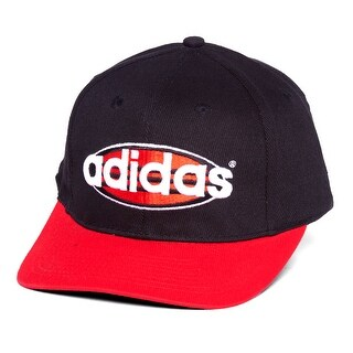 Adidas Hat - Black/Red