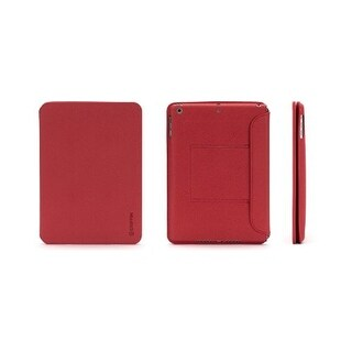 Griffin Red Slim Bluetooth Keyboard Folio Case For Ipad Air And Ipad Air 2 - Bluetooth Keyboard And Protective Folio In