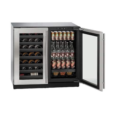 Bev/Wine Captain 3000 Series SS Double Door